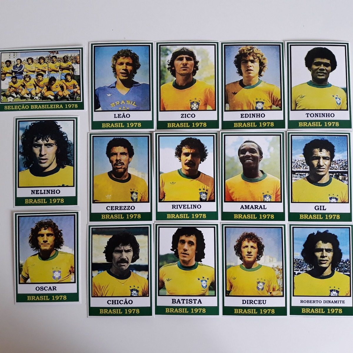 Resultado de imagem para selecao brasileira de 1978