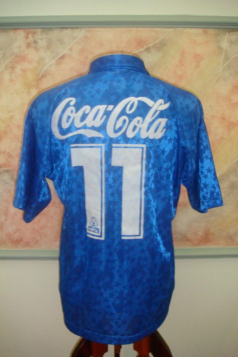 Camisa Futebol Cruzeiro Bh Finta Antiga 311 - R  689 a5969b3fb69d6