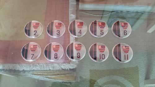 futebol de botão - estilo brianezi 2 faixas