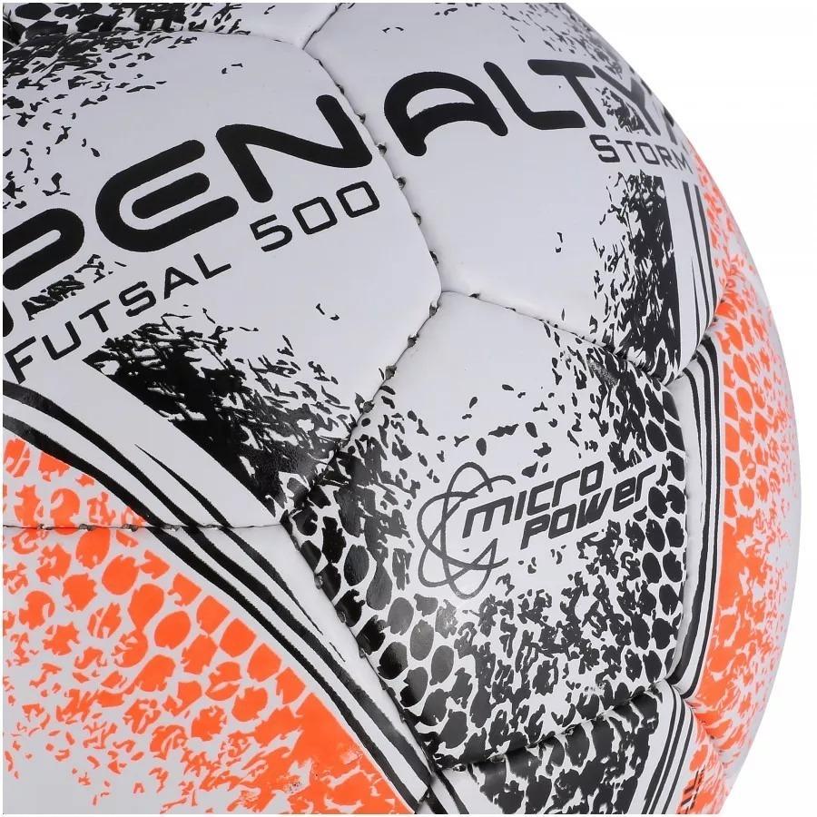 365dac3498 Bola Futebol Futsal Storm 500 Costurada + Bomba Stadium. - R  67