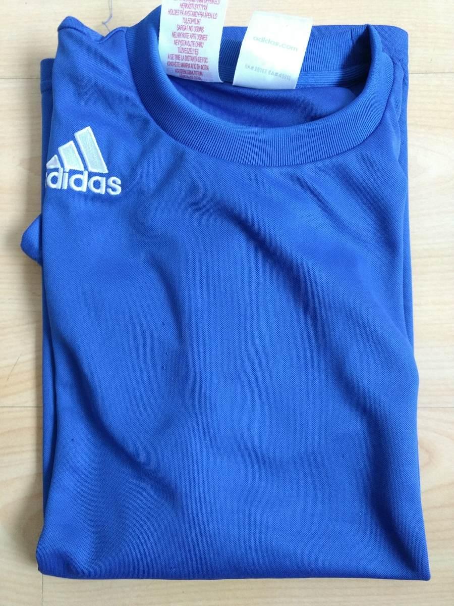 a23b6681de Camisa Futebol Azul Real adidas Climalite (pp) Grécia - R  31