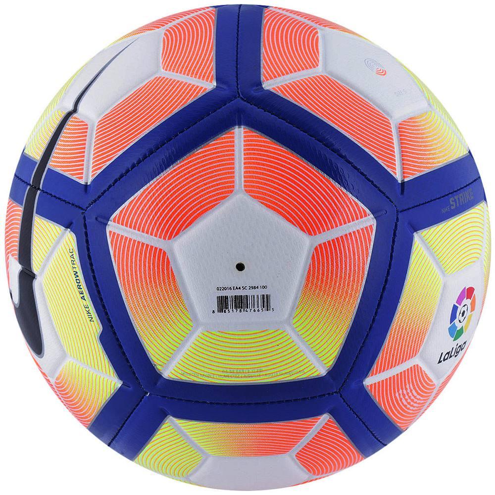 7722b85953 Bola Futebol De Campo Nike Strike La Liga Original - R  88