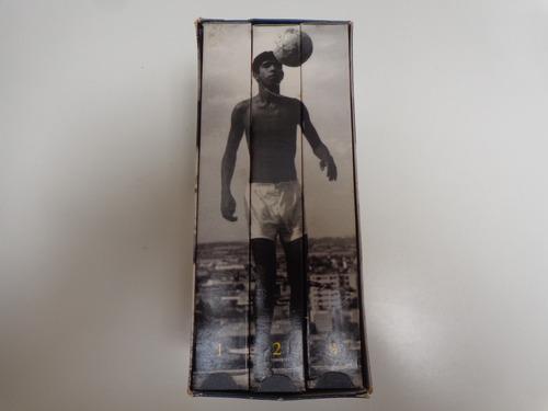 futebol original box em vhs
