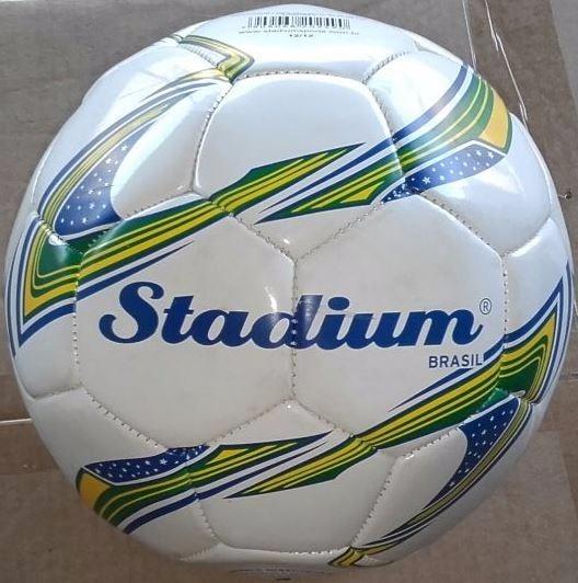 4767feed29 Bola Futebol Campo Stadium Costurada Miolo Subtituivel Nova - R  39 ...