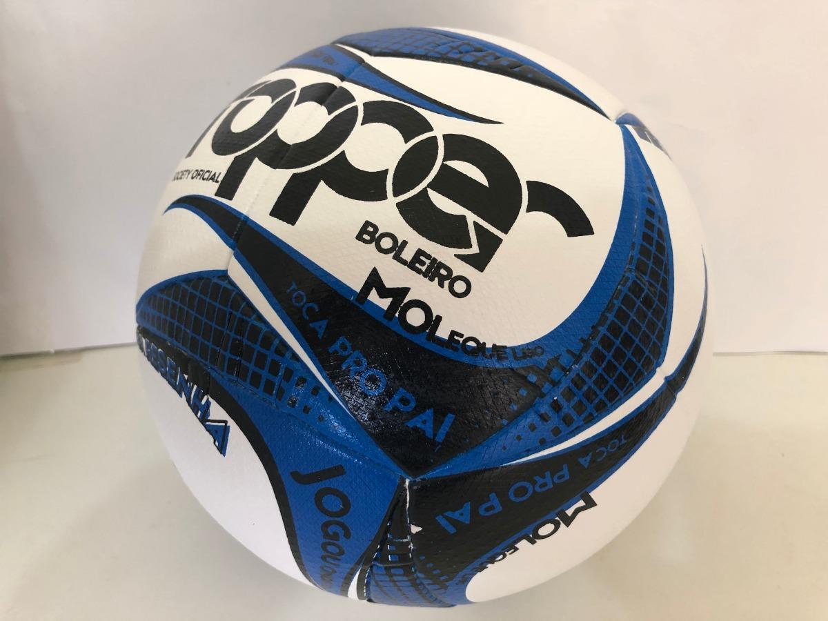 28a186064a Bola Futebol Society Topper Boleiro Iii - R  69