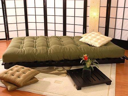 Futon r 499 00 em mercado livre - Comprar futon japones ...