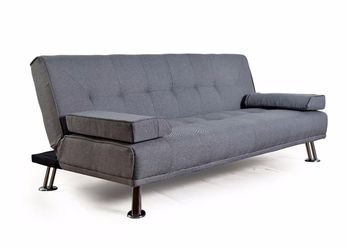 Futon sofa cama mercadolibre for Futon cama 1 plaza y media