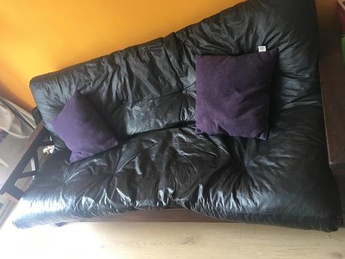 futón cama usado - 3 cuerpos
