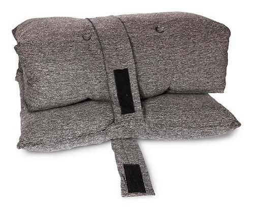 futon colchonete enrolavel e dobravel de espuma solteiro