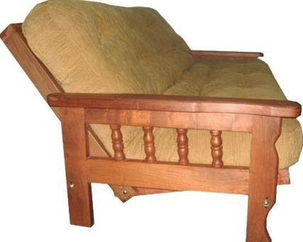 futon de algarrobo 3 cuerpos reforzado con lapacho!garantia