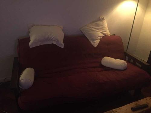 futon de resortes
