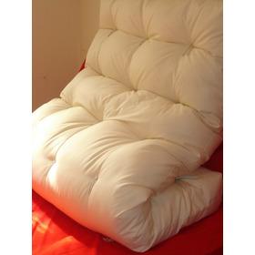 Futon Dobrável Em S /sofá-cama/tecido Impermeável Acquablok