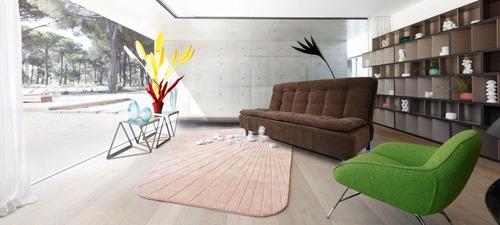 futon sala mueble