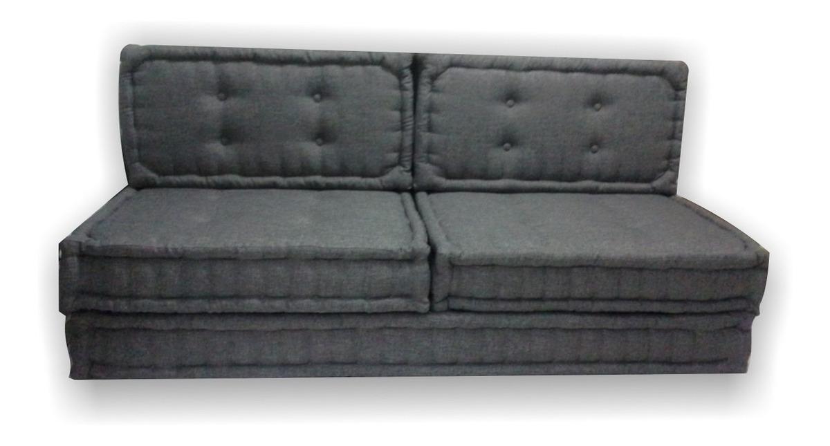 Futon Sofa Cama Casal Ou Solteiro