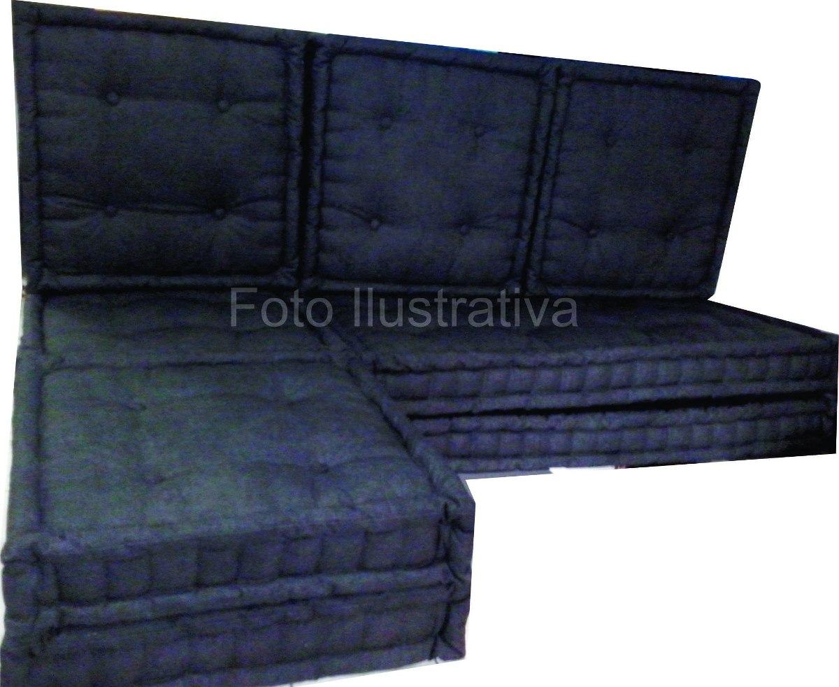 Futons Almofadas Encostos Assentos Sob Encomenda R$ 110 00 em  #448888 1200x982
