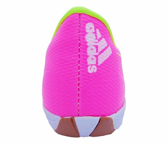 chuteira futsal adidas adizero f50 rosa