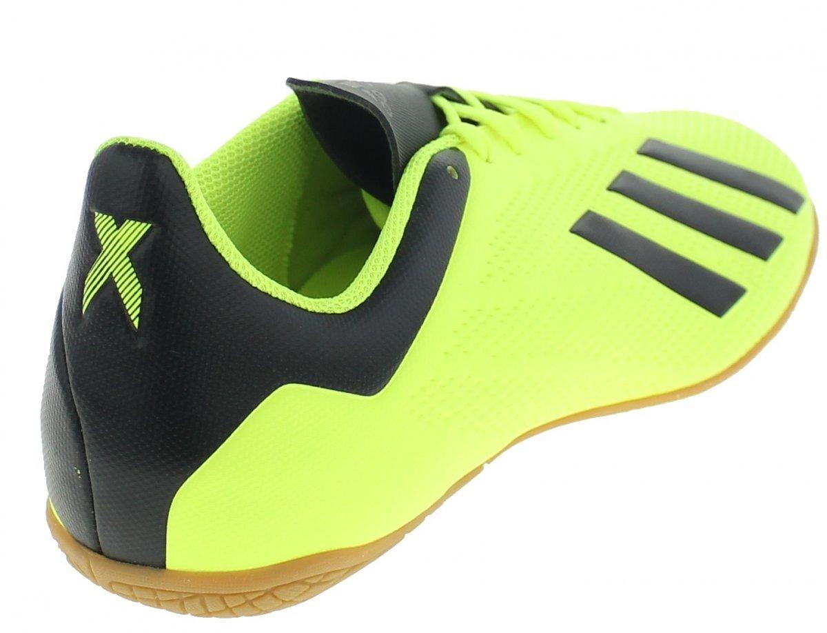 3d37bb375b90 Carregando zoom... chuteira futsal adidas x tango 18.4 in verde football  soccer