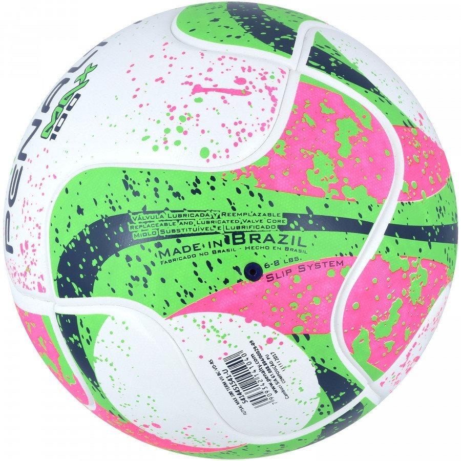 Bola Futsal Max 100 Termotec 7 Penalty - 541445 - R  244 6dfe5b51d032b