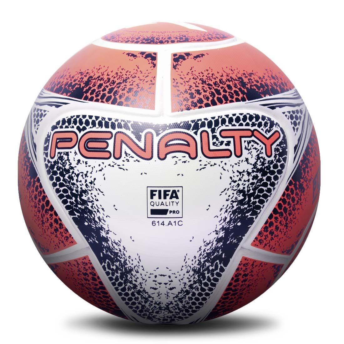 300c3c7a7a Bola Futsal Penalty Max 1000 Aprovada Fifa 2018 Na Caixa - R  203