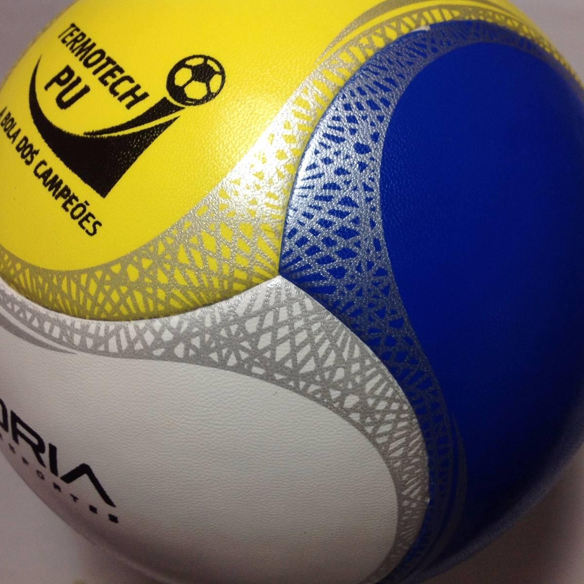89c48e4f8a Carregando zoom... kit bola futsal vitória oficial termotec + acessórios