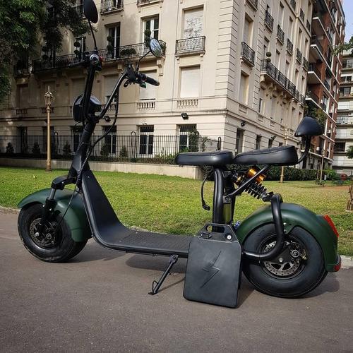 futur-e  citycoco fx07 motor 2000w bate litio extraible