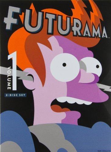 futurama: volumen 1
