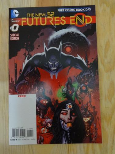 futures end fcbd 2014 dc comics