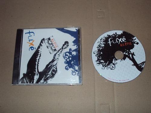 fuxe reptil cd