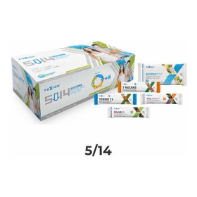 Fuxion Pack 5/14 Lo Mejor Para Bajar De Peso - Natural