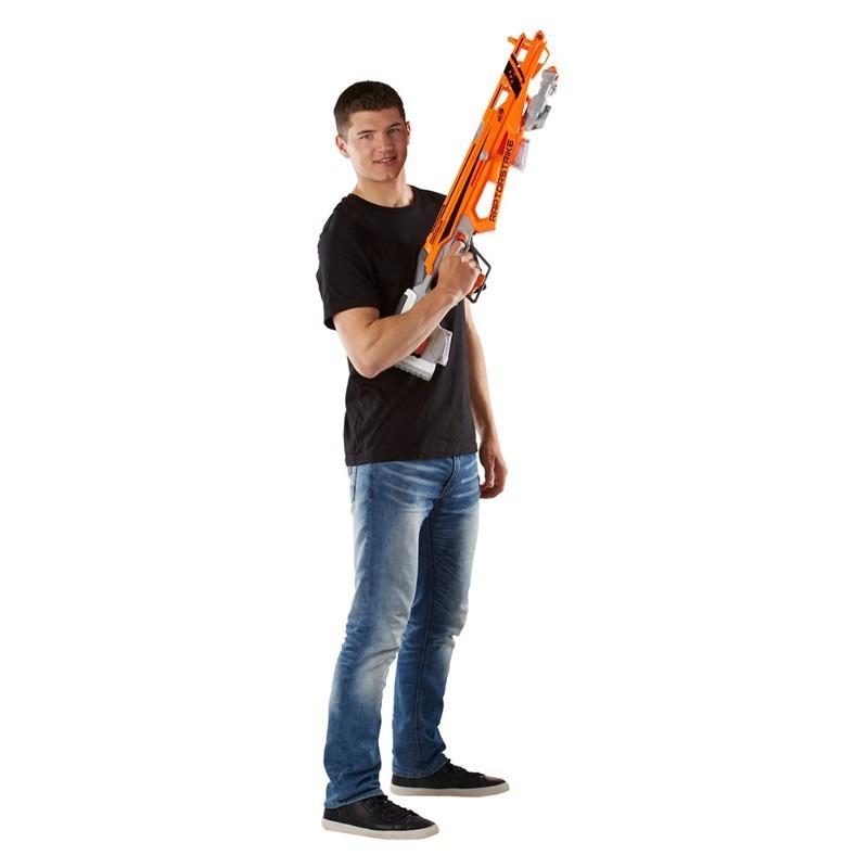 Arma de brinquedo Nerf N-Strike Elite accustrike raptorstrike as Idades 8 E ACIMA O Melhor Presente Novo