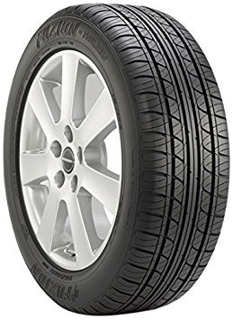 fuzion touring all-season neumático radial - 195 / 55r16 87v