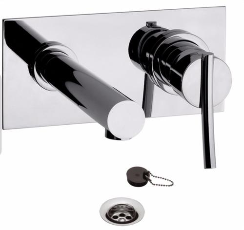 fv 206/39 libby lavatorio de pared monocomando cromo