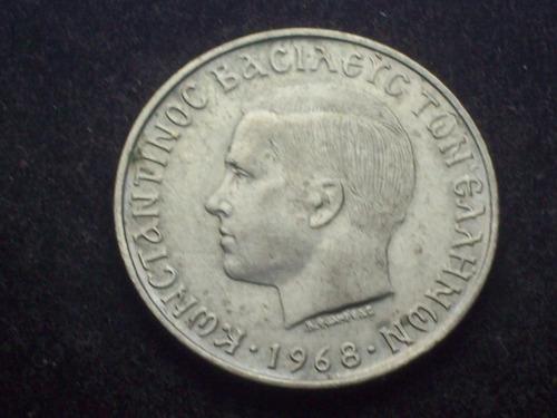fv * grecia 1968 - 10 dracmas