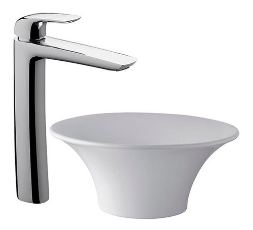 fv griferia monocomando epuyen lavatorio alto 0181.02/l2 p