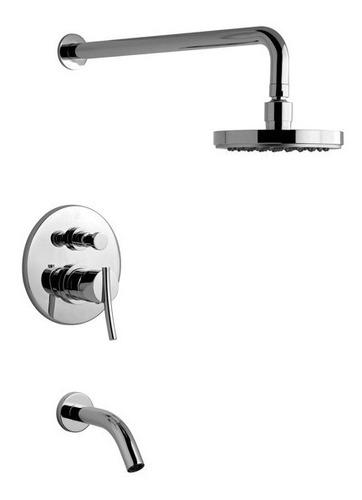 fv libby monocomando bañera y ducha 0106/39 cuotas