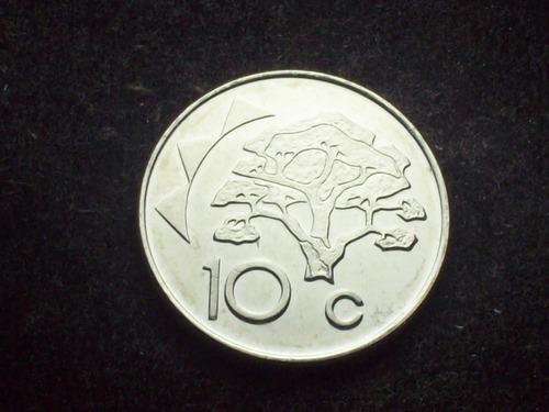 fv * namibia 2012 - 10 cents unc