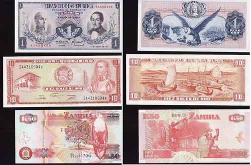 fv * oferta billetes extranjeros a 40$ cada uno a elegir