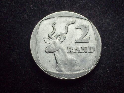 fv * sudafrica 1989 - 2 rand