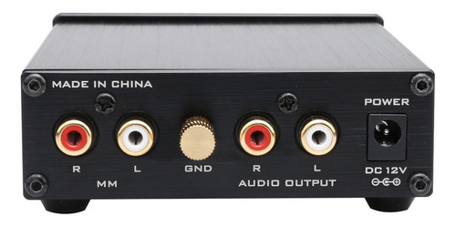 fx-audio phono box01 lp reproductor de cd de vinilo mini mm