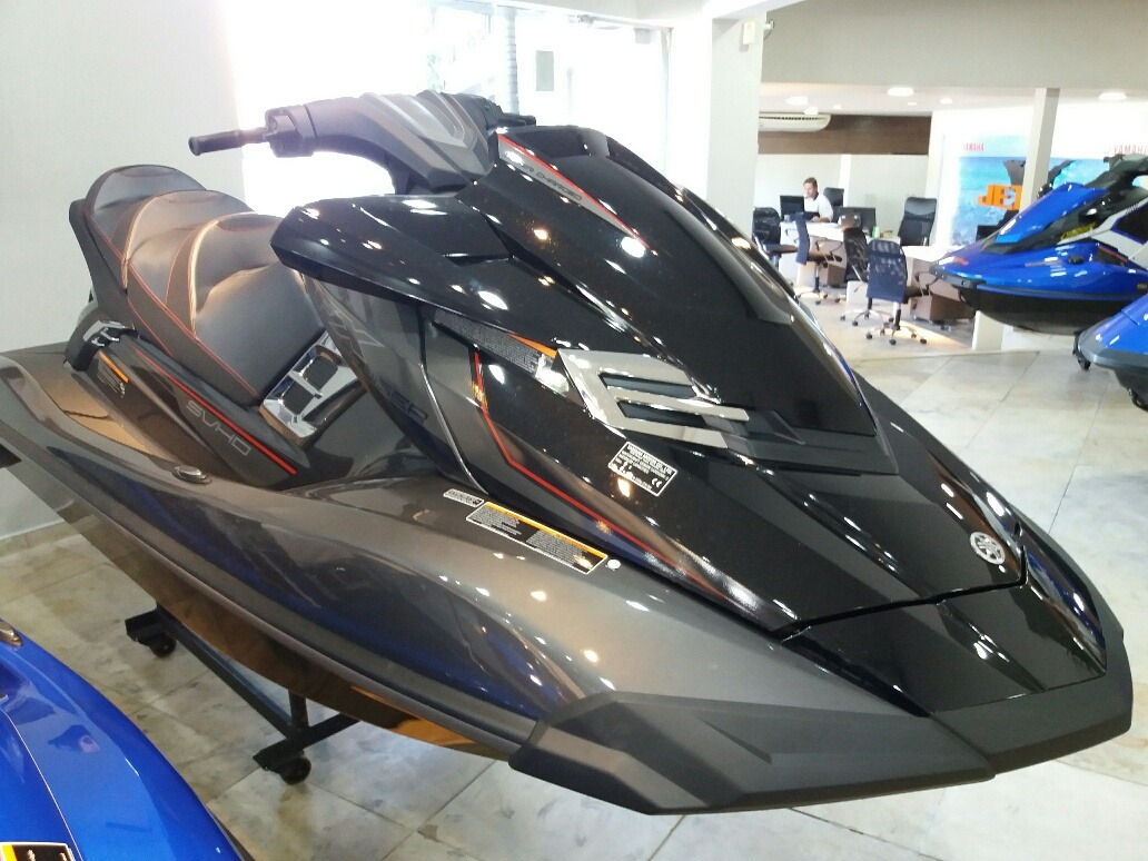 fx cruiser svho 2018 carbono com preto jet ski yamaha. Black Bedroom Furniture Sets. Home Design Ideas