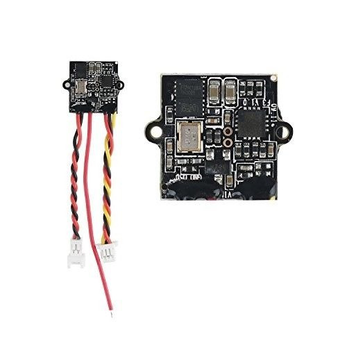 fxt 800tvl mini cámara fpv pal / ntsc osd integrado 1/3  cm
