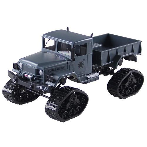fy001b 1/16 2.4g 4wd rc coche cepillado apagado road camión