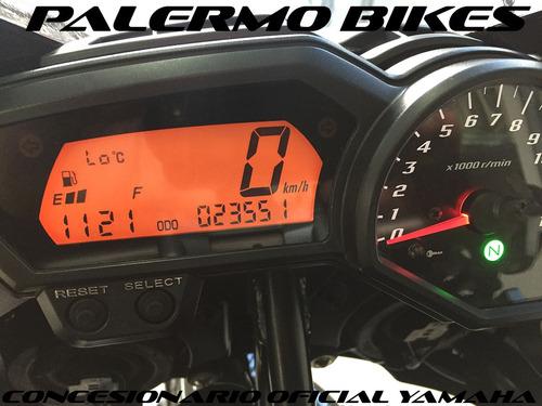 fz 1 sport modelo 2012 unica 23551 kms yamaha palermo bikes