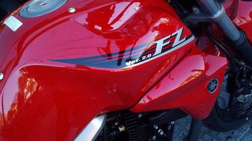 fz 16 fi inyeccion  yamaha motolandia libertador 4792-7673