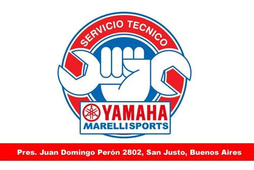 fz 16 fi promocion yamaha 12 o 18 cuotas marellisports