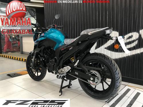 fz 250 mundo yamaha 2019