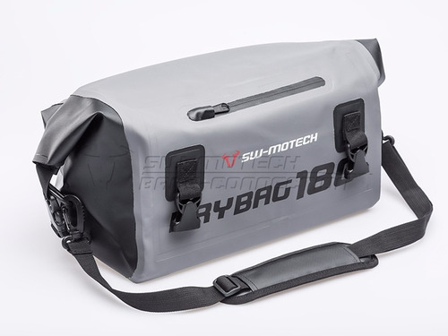 fz07 maleta impermeable moto dry bag 18lt sw motech