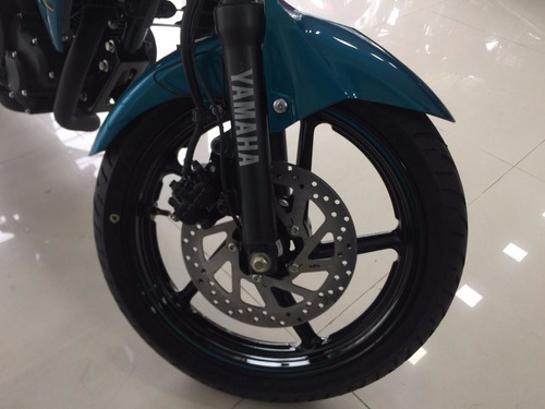 fz16 motos yamaha