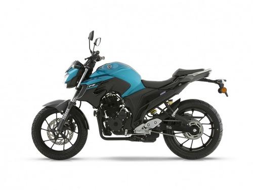 fz25 motos yamaha