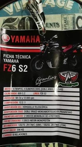 fz6 s2